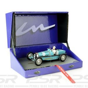 Le Mans Miniatures Bugatti Type 59 Blue Monaco GP 1934