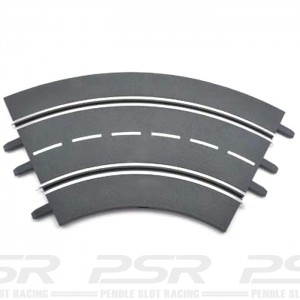 Carrera Curve Radius 1/60 Degrees x3 20571