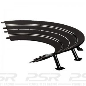 Carrera High Banked Curve Radius 1/30 x6 20574