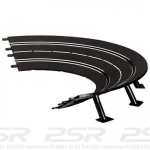 Carrera High Banked Curve Radius 1/30 x6 20574