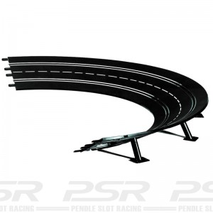 Carrera High Banked Curve Radius 2/30 x6 20575
