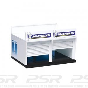 Carrera Pit Lane Garage