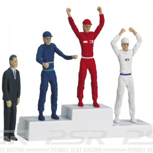 Carrera Winners Rostrum with Figures 21121