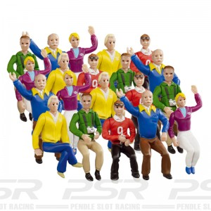 Carrera Set of Figures x20