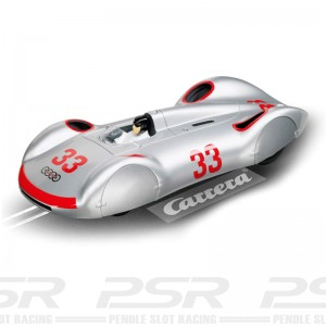 Carrera 1:24th Auto Union Typ C Stromlinie No.33 AVUS 1937 23750