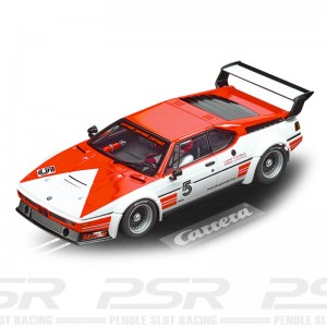 Carrera Digital 124 BMW M1 Procar No.5 Niki Lauda