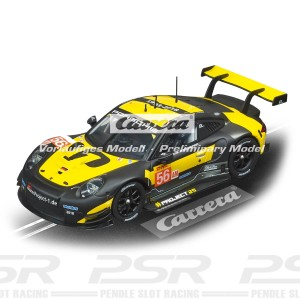 Carrera Digital 124 Porsche 911 RSR Project 1 No.56