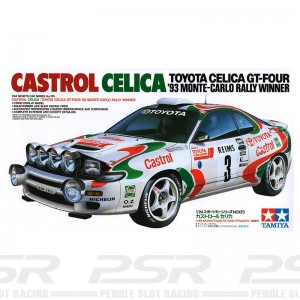 Tamiya Castrol Toyota Celica GT-Four Kit
