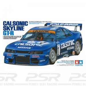 Tamiya Calsonic Nissan Skyline GT-R Kit