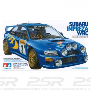 Tamiya Subaru Impreza WRC '98 Monte Carlo Kit