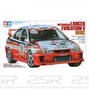 Tamiya Mitsubishi Lancer Evolution V Kit