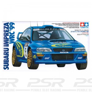 Tamiya Subaru Impreza WRC '99 Carlo Kit