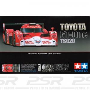 Tamiya Toyota GT-One TS020