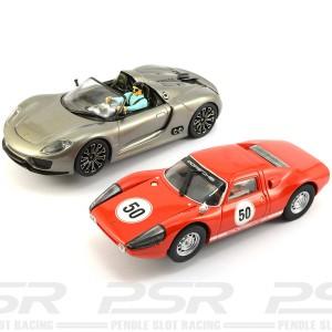 Carrera Porsche 904 & Porsche 918 Spyder