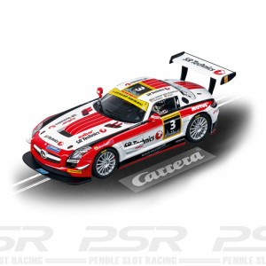 Carrera Mercedes SLS GT3 Black Falcon No.3 Dubai 2012 27427