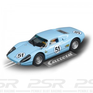 Carrera Digital 132 Porsche 904 Carrera GTS No.51