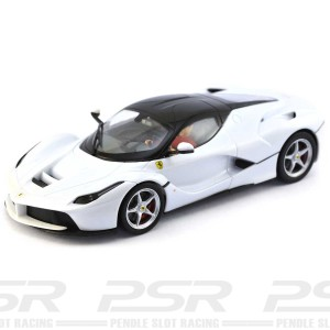 Carrera Digital 132 LaFerrari White Metallic