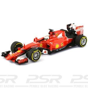 Carrera Ferrari SF15-T No.5 Sebastian Vettel
