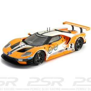Carrera Ford GT Race Car No.2