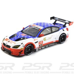 Carrera Digital 132 BMW M6 GT3 Team RLL No.25