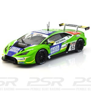Carrera Digital 132 Lamborghini Huracan GT3 Imperiale Racing Team No.63