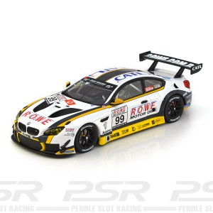 Carrera BMW M6 GT3 Rowe Racing No.99