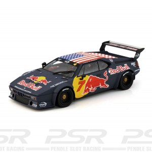 Carrera BMW M1 Procar No.7 Red Bull