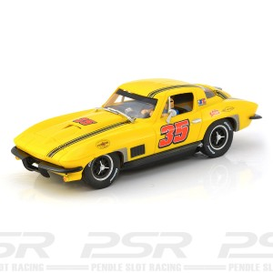Carrera Chevrolet Corvette Sting Ray No.35