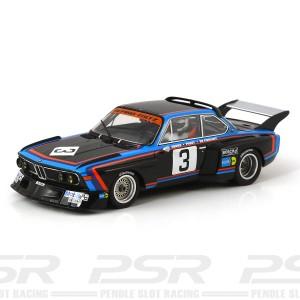 Carrera BMW 3.5 CSL 6h Silverstone 1976 No.3