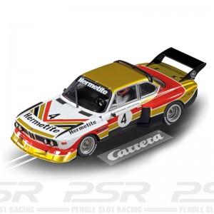 Carrera BMW 3.5 CSL No.4 Silverstone 6h 1977