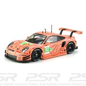 Carrera Digital 132 Porsche 911 RSR Pink Pig Design No.92