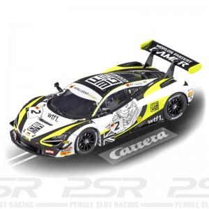 Carrera McLaren 720S GT3 Jenson Rocket Team JRN No.2