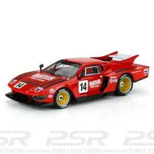 Carrera De Tomaso Pantera No.14 Red
