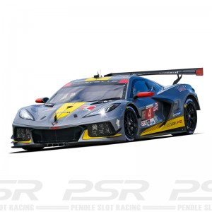 Carrera Chevrolet Corvette C8.R No.4