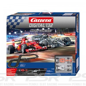 Carrera Digital 132 Night Contest Set