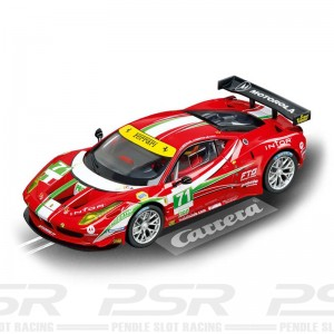 Carrera Digital 132 Ferrari 458 GT2 No.71