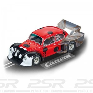Carrera Digital 132 VW Beetle Ladybugracer
