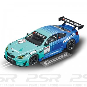 Carrera Digital 132 BMW M6 GT3 Team Falken No.3
