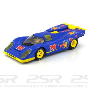 Carrera Digital 132 Porsche 917K Pustefix No.70