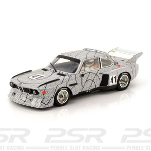 Carrera Digital 132 BMW 3.5 CSL No.41 Limited Edition