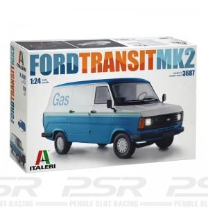 Italeri Ford Transit MK2 Kit 1/24