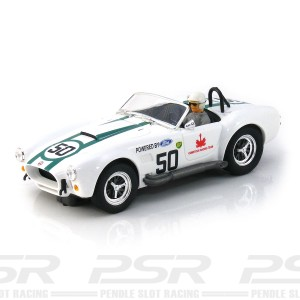 Ninco AC Cobra No.50 BP White