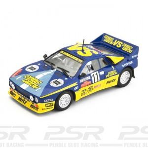 Ninco Lancia 037 Olio Fiat Rally Sanremo 1984 50602