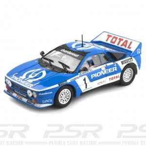 Ninco Lancia 037 No.1 Pioneer Blue 50614