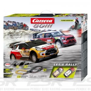 Carrera Go!!! Let's Rally Set