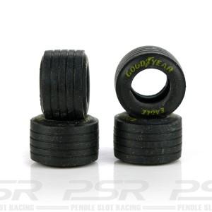 Ninco F1 Rear Tyres 20.5x13