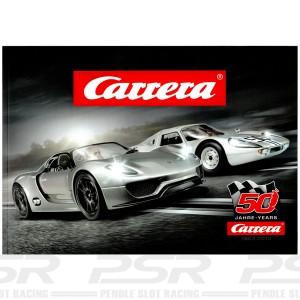 Carrera Catalogue 2013