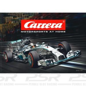 Carrera Catalogue 2015