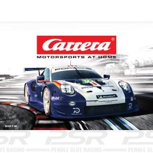 Carrera Catalogue 2019