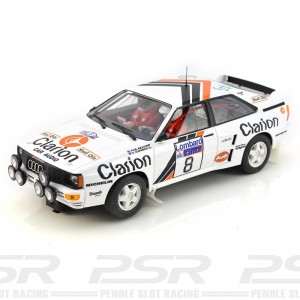 Fly Audi Quattro A2 RAC Rally 1985
